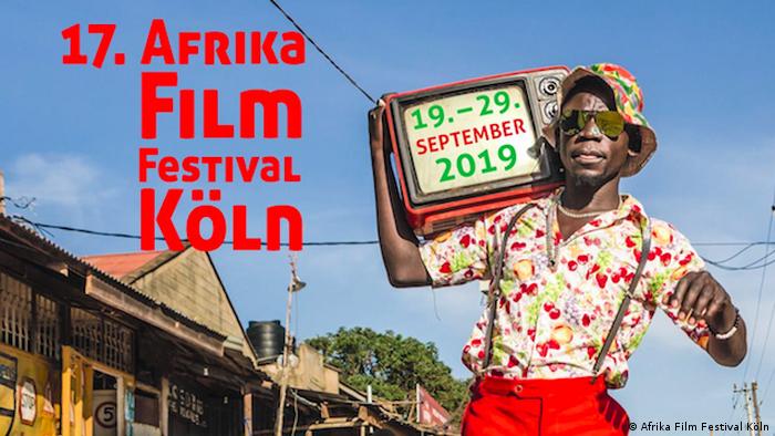 17. Afrika Film Festival Köln - Werbeplakat (Afrika Film Festival Köln)