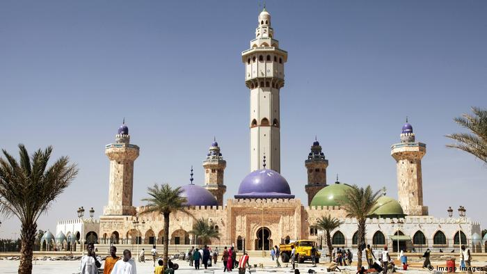 The Mosque of Touba in Senegal (Imago Images)