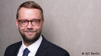 Amerikan Yahudi Komitesi Berlin Direktörü Dr. Remko Leemhuis