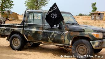 Nigeria Baga | Truck des IS Gruppe (ISWAP)