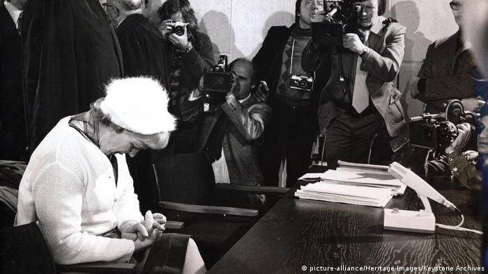Proces w Duesseldorfie: skazana Hermine Braunsteiner