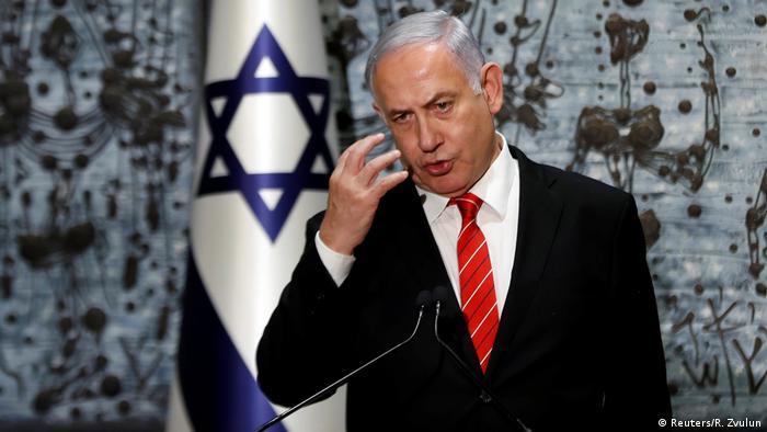 Israel Regierungsbildung | Benjamin Netanjahu & Reuven Rivlin