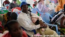 Tansania Albinismus