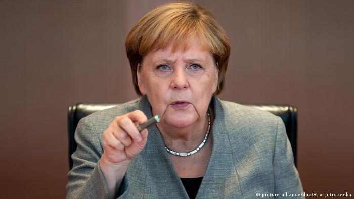 Bundeskanzleramt Sitzung Angela Merkel