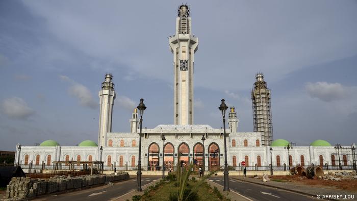 Senegal Massalikul Jinaan-Moschee (AFP/SEYLLOU)