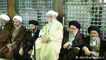 جنتی که در محل مقبره بنیانگذار جمهوری اسلامی سخن میگفت، خواستار شناسایی و محکومیت مخالفان حکومت شد