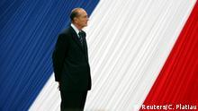 Jacques Chirac Präsident Frankreich