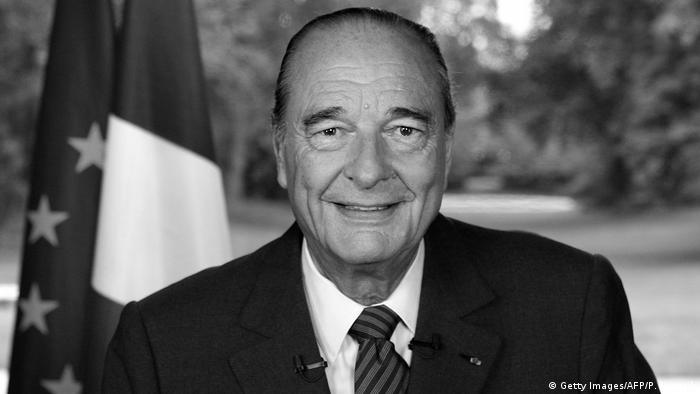 FRANCE-POLITICS-CHIRAC (Getty Images/AFP/P. Kovarik)