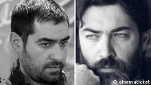 iranische Schauspieler in einem Film über den persischen Dichter Molawi