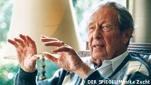 Peter Grubbe SPIEGEL-Gespräch 1995