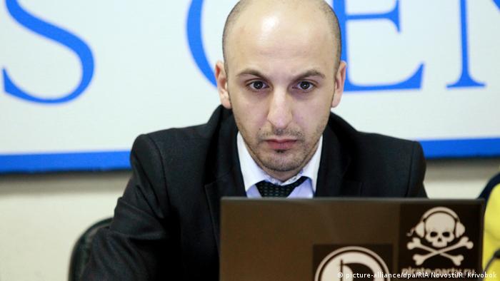 Глава юридической практики РосКомСвободы Саркис Дарбинян