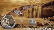 NASA Projekt | Shapeshifer