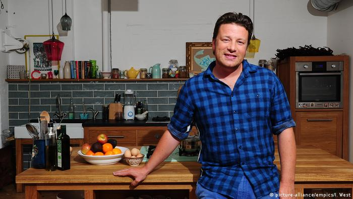 Jamie Oliver (picture-alliance/empics/I. West)