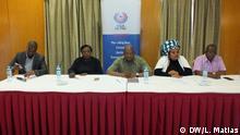 Mosambik Dialogplattform Sala da Paz