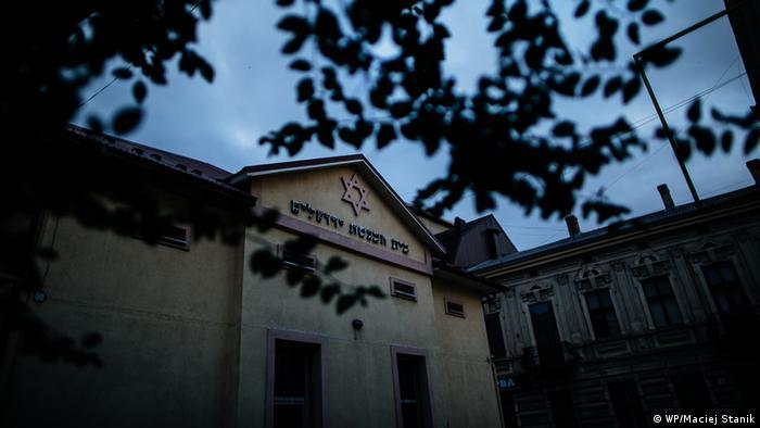 Синагога в Коломиї