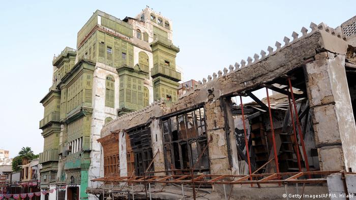Cidde kentindeki Mekke'ye açılan kapı UNESCO kültür mirası listesinde yer alıyor