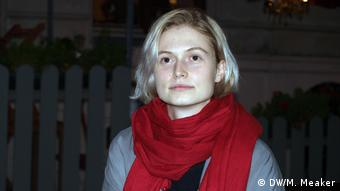 Wien Laura Feller Organisatorin Donnerstags Proteste