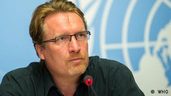 Christian Lindmeier Pressesprecher der WHO