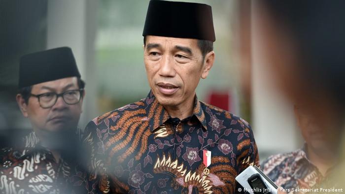 Joko Widodo (Muchlis Jr/Biro Pers Sekretariat President)