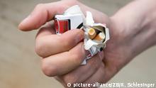 Raucher oder Nichtraucher