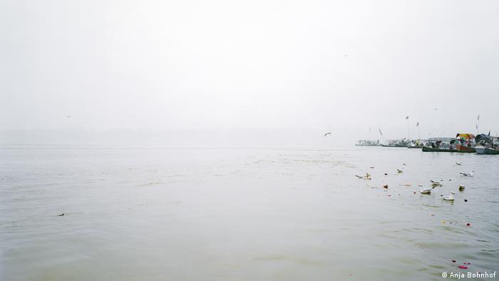 The confluence of rivers in India (Anja Bohnhof)