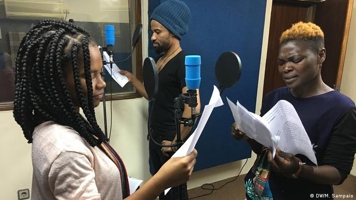 Learning by Ear 2017 - Produktion in Maputo