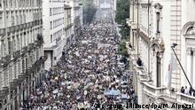 Friday for Future Klimastreik Italien