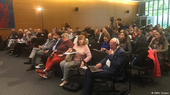 Участники форума немецких и российских правозащитников имени Юрия Шмидта