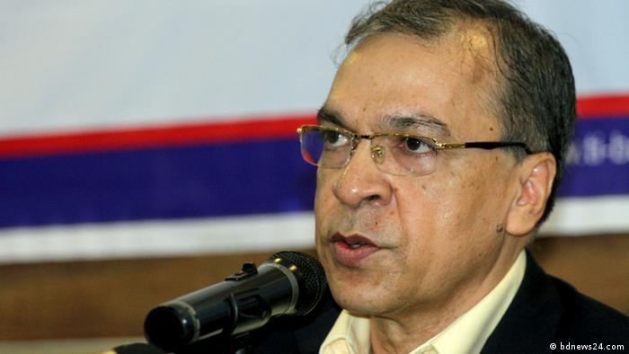 Dr Iftekharuzzaman