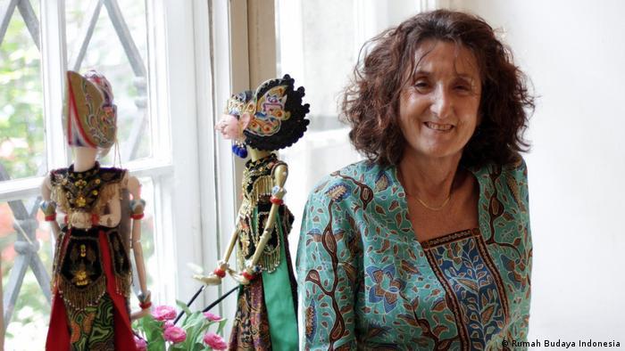 Deutschland Berlin Vortrag im Rumah Budaya Indonesia | Laura Romano (Rumah Budaya Indonesia)