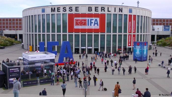 IFA Messe (Reuters)