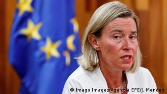 Federica Mogherini EU Außenbeauftragte