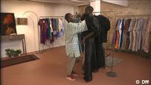 Titel:Black Fashion Week von Adama Paris Copy: DW