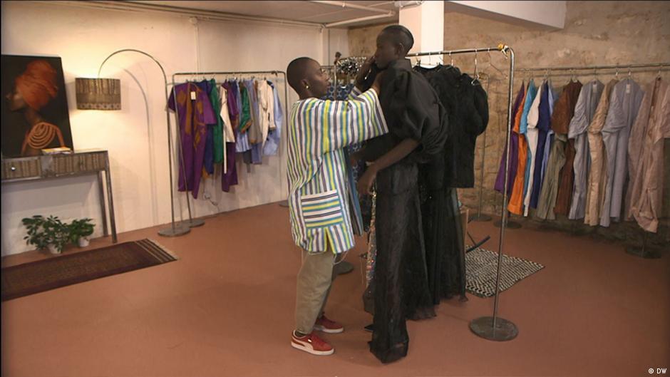 Adama Paris' Black Fashion Week