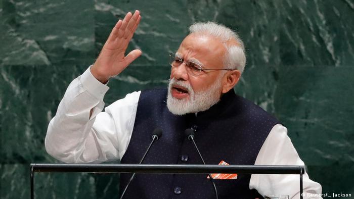 USA Narendra Modi Rede UN-Generalversammlung