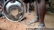Nigeria Kaduna Jungen und Männer aus Koranschule befreit