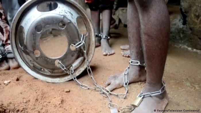 Nigeria Kaduna Jungen und Männer aus Koranschule befreit (Reuters/Television Continental)