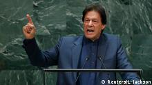 USA New York UN Generalversammlung | Imran Khan