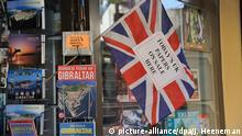 Gibraltar Union Jack