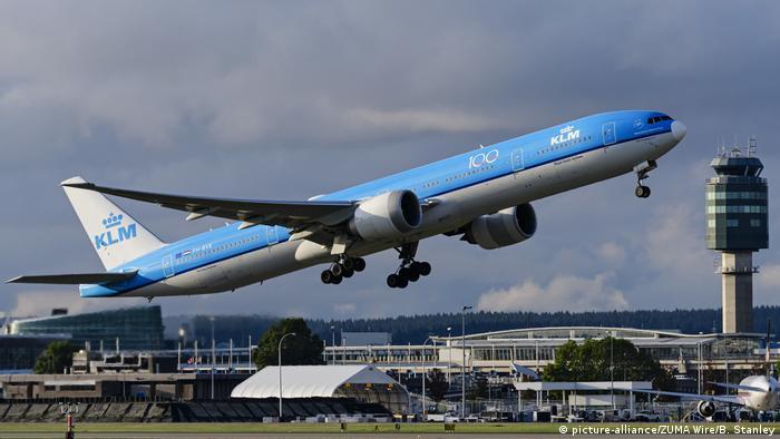 Glasgow Airport responds to 'suspicious cargo' on KLM flight