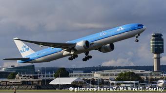 Kanada Vancouver KLM Boeing 777-300ER