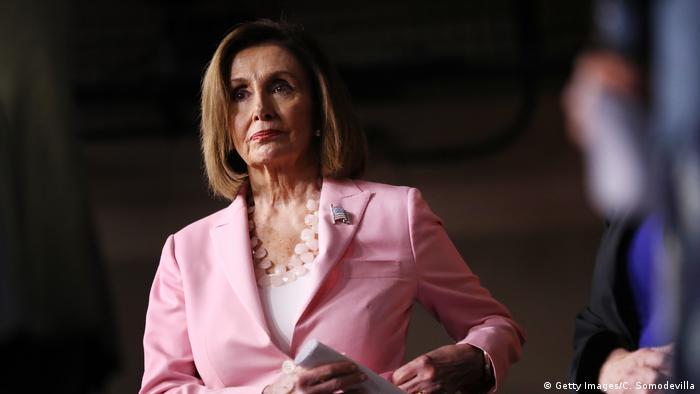 USA Nancy Pelosi Sprecherin US Repräsentantenhaus (Getty Images/C. Somodevilla)