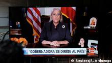 Puerto Rico | Fernsehansprache der Gouverneurin Wanda Vazquez Garced zur Schuldenumstrukturierung