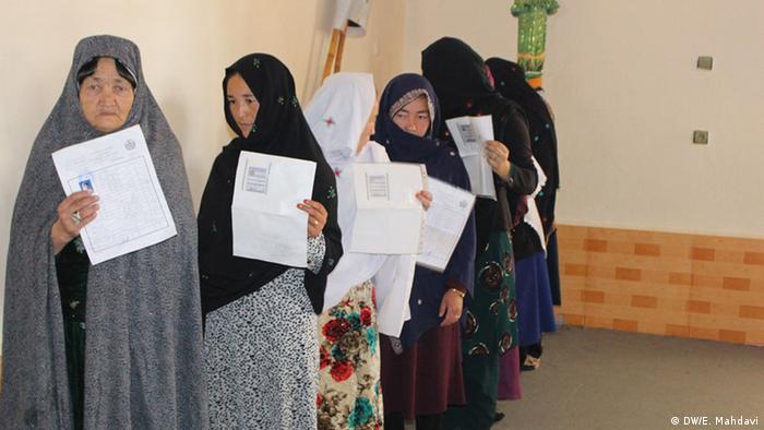 Präsidentschaftswahlen in Afghanistan 2019