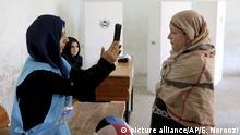 Präsidentschaftswahl in Afghanistan