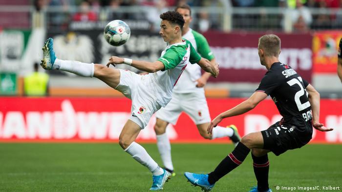 Augsburg 0 - 3 Bayer Leverkusen (Imago Images/C. Kolbert)