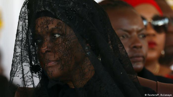 Simbabwe Beisetzung Robert Mugabe