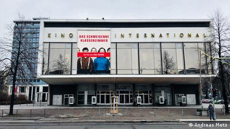 Fotografie aus Bildband Ost Places: Das Kino International in Berlin (Andreas Metz)