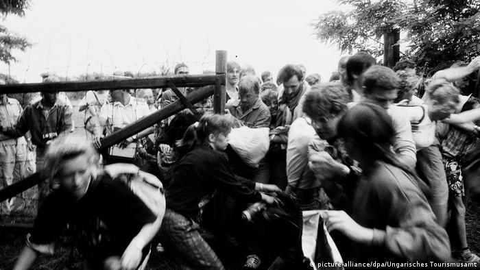 Bildergalerie - 30 Jahre Genscher in Prag | Paneuropäisches Picknick ungarischen Sopron