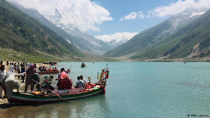 Pakistan - Tourist Attractions in Kaghan and Naran